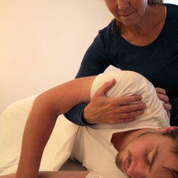 Schulter-Therapie